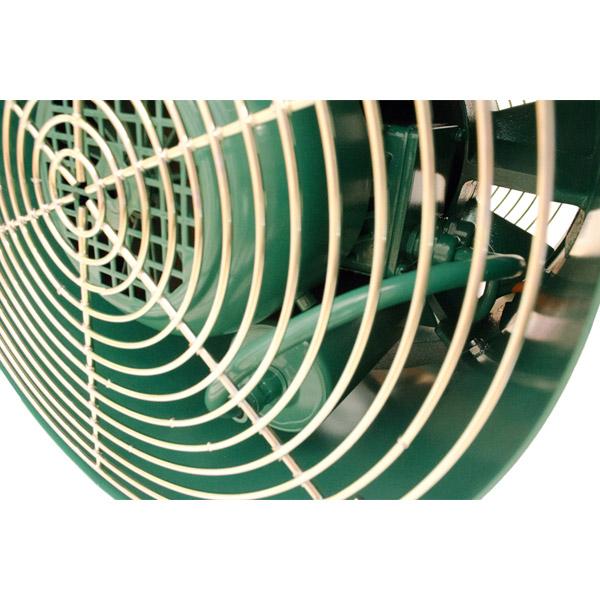 Aspiratore ventilatore assiale portatile elettrico