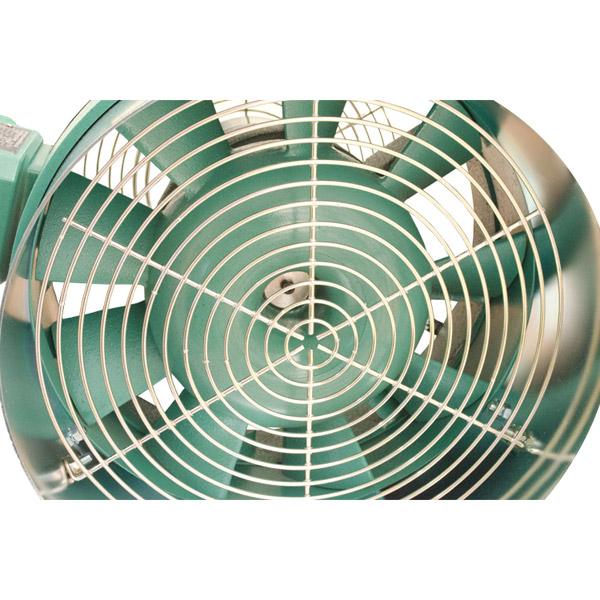 Aspiratore ventilatore assiale-portatile elettrico