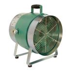 Aspiratori ventilatori Assiali portatili