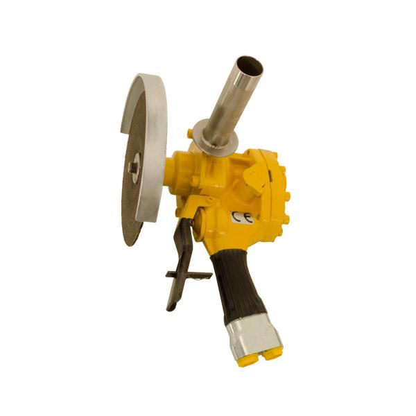 smerigliatrice verticale idraulica