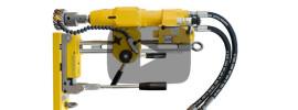 Carotatore idraulico con magnete